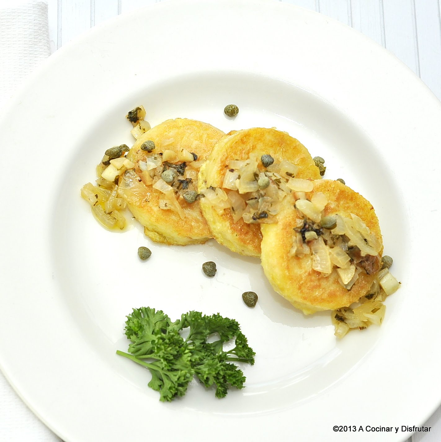 a cocinar y disfrutar patatas escabechadas de extremadura
