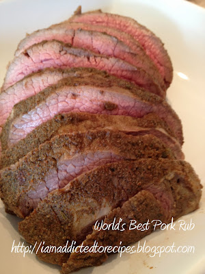 World's Best Pork Rub | Addicted to Recipes