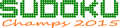 Sudoku Champs 2015