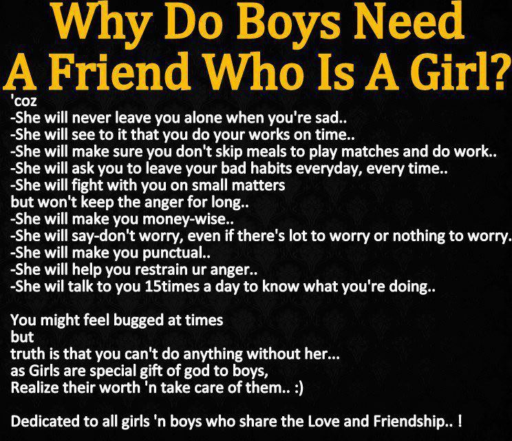 Why and how it girls