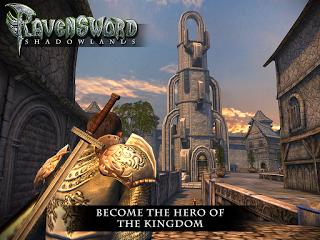 Revenswoard Shadowlands 3D PRG Apk Terbaru