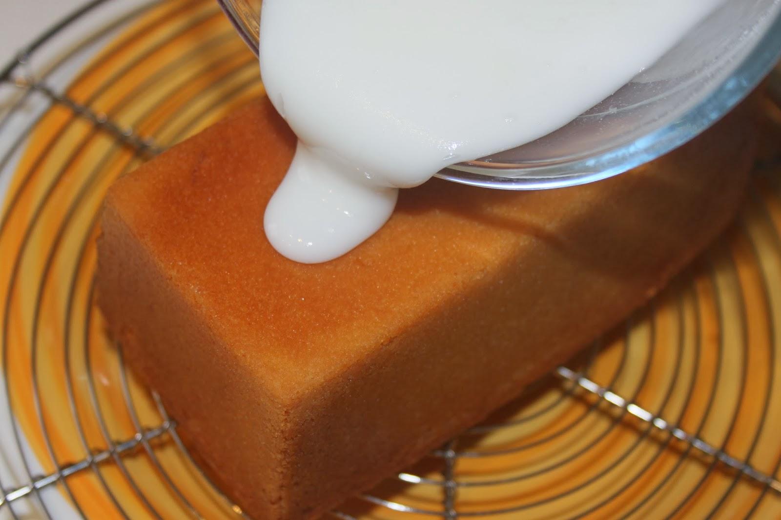 La cuisine de bernard cake ultime au citron - Glacage pop cake ...