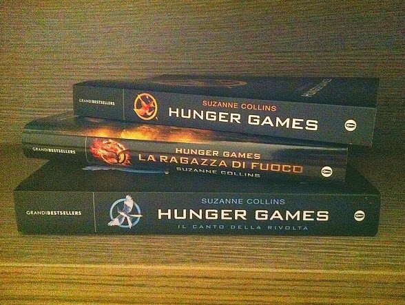 Hunger Games prima il libro o il film, Hunger Games, Catching Fire, La ragazza di fuoco, Il canto della rivolta, Mockingjay, Jennifer Lawrence, Katniss Everdeen