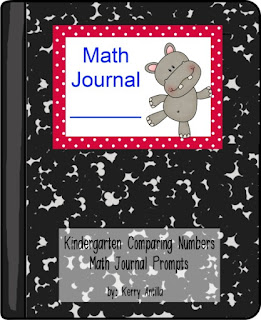 https://www.teacherspayteachers.com/Product/Kindergarten-Fall-Comparing-Numbers-Math-Journals-1327279