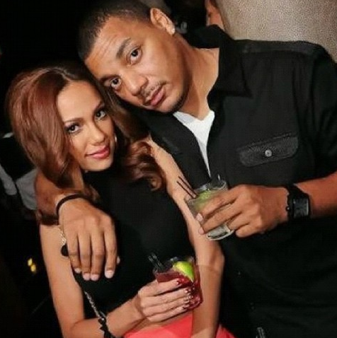 Erica Mena and Rich Dollaz
