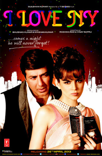 I Love New Year (2013) Movie Poster