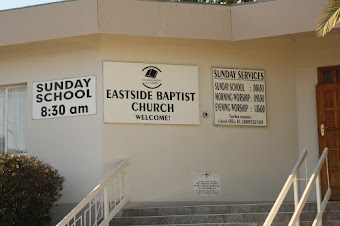 Welcome to Eastside Baptist Church!