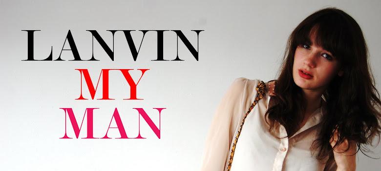 Lanvin My Man