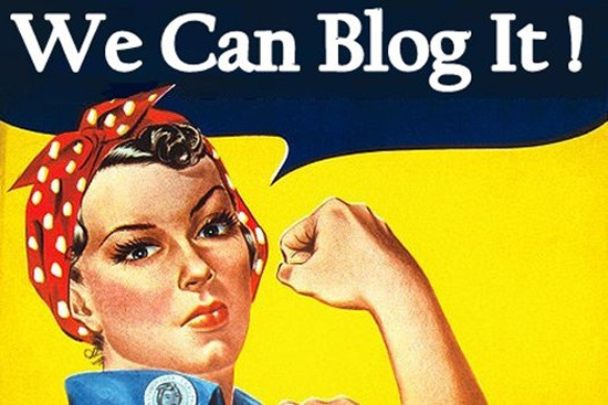 Blogger Perempuan Pun Boleh Jadi Pakar Rujukan Blogger Malaysia