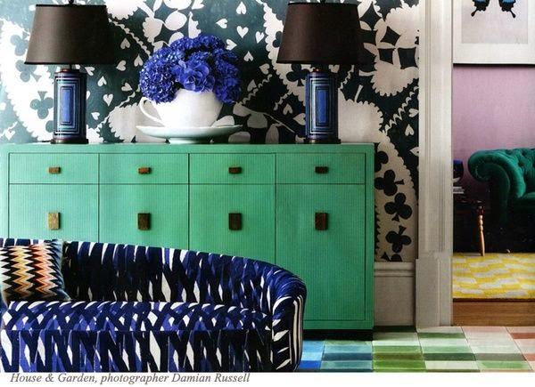 Joy Of Nesting Bonny Blue Decor High End Textiles