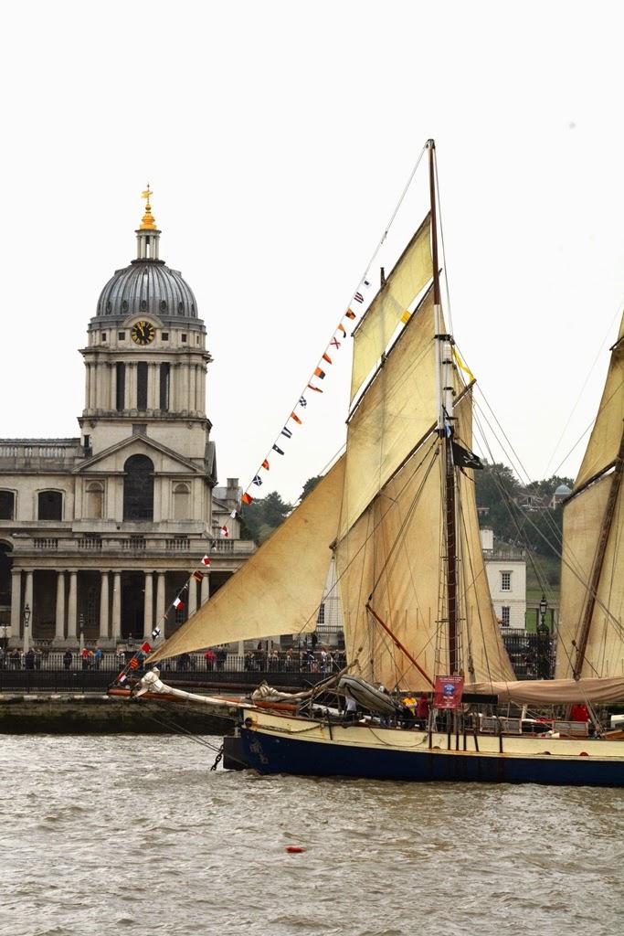 Greenwich sailing