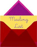 Sertai Mailing List Khalifah