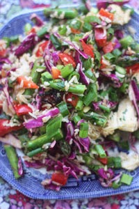 Summer Recipe: Stove Salad