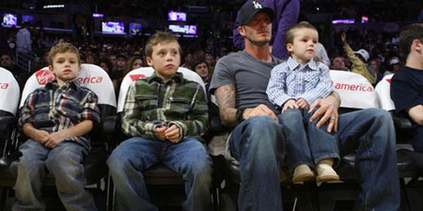 David Beckham: Punya Anak Perempuan Itu Mahal