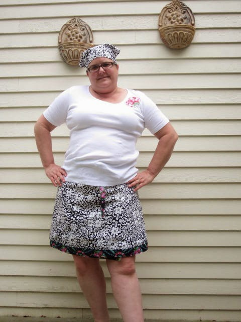 make it perfect skirt sewing pattern