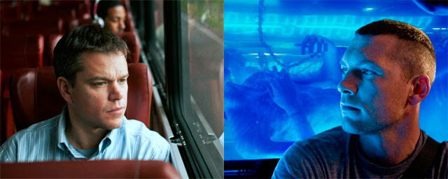 Matt Damon como Jack Sully (Avatar)