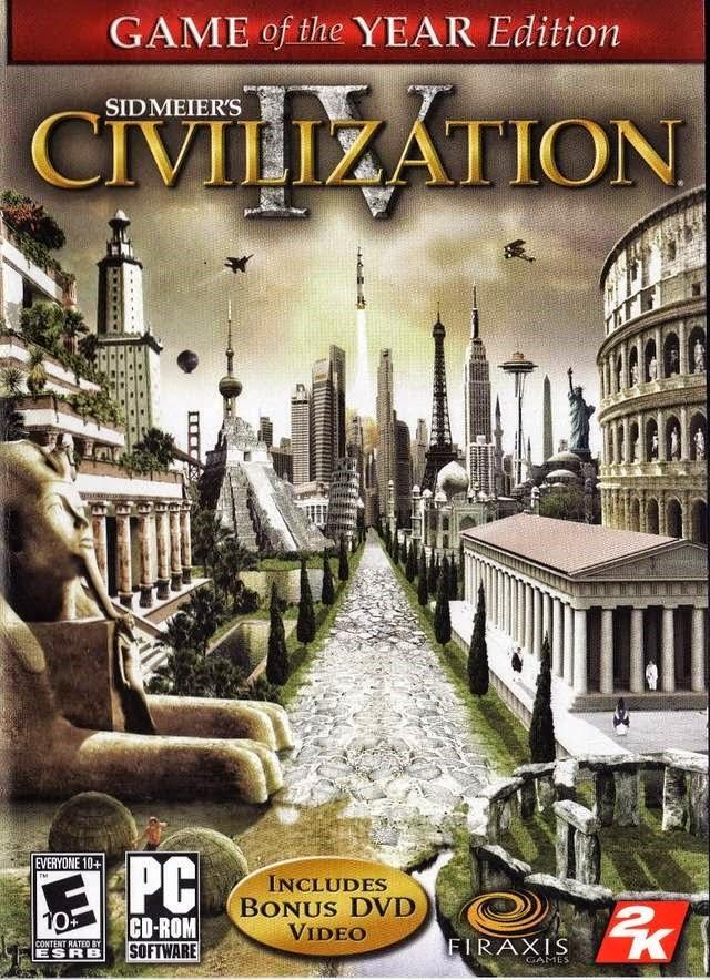 Civilization 4 Working