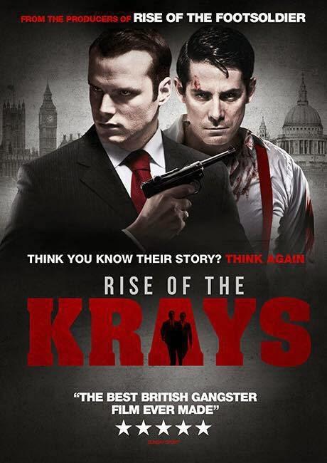Tội Ác Lên Ngôi - The Rise Of The Krays (2015)