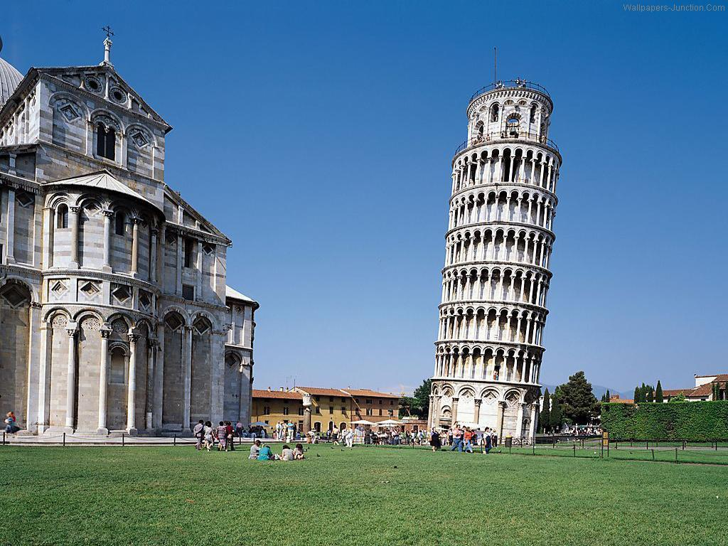 Tower Pisa Facts Tower of Pisa Stands at 60