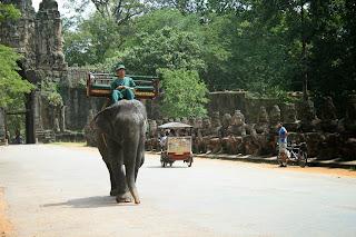Ankgor, Camboya, el mundo en tándem, round the world, mundoporlibre.com