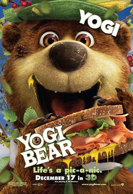 ดูหนังออนไลน์ [หนังฝรั่ง] [มาสเตอร์] Yogi Bear – โยกี้แบร์