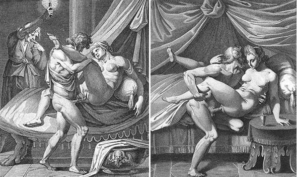 подборка сцен секса в средневековье