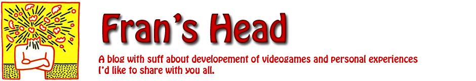 Fran's Head