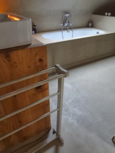 Woondroom badkamer voorproefje - Badkamer minerale ...
