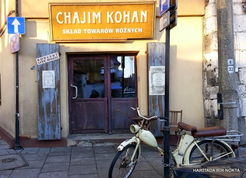 krakow kazimierz restaurant
