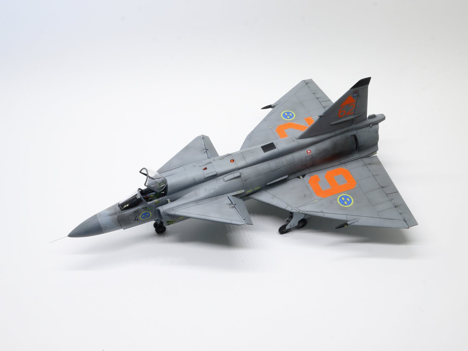 JA 37C Viggen