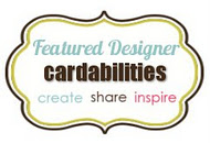 Cardabilites Featured Designer!!