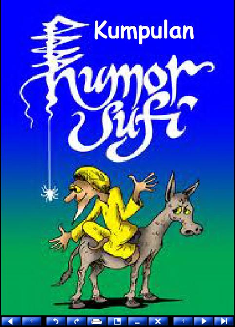 Humor Sufi ini semoga membuat sobat tertawa dan menghilangkan stres ...