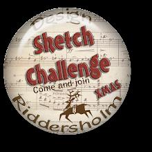 Wyzwanie Sketch Xmas