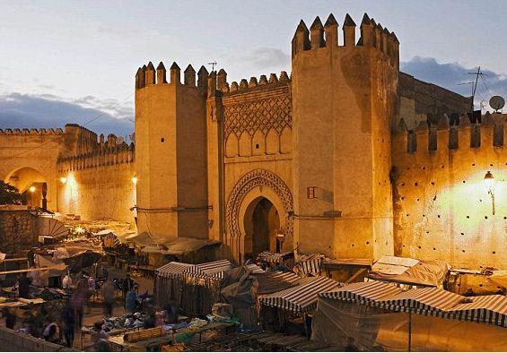 Jejak Perjuangan Islam di Maroko