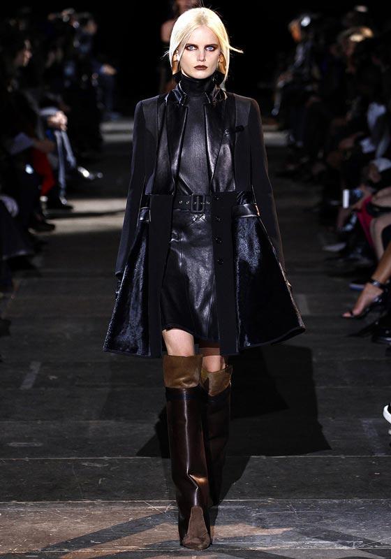 Givenchy otoño invierno 2012-2013