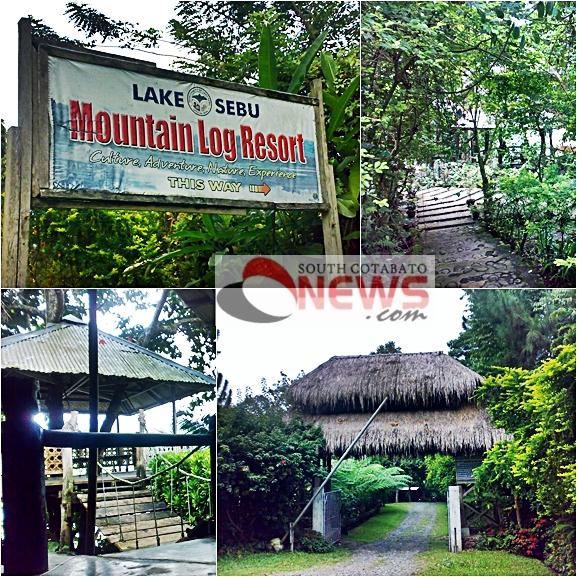 mountain log resort in lake sebu i love south cotabato