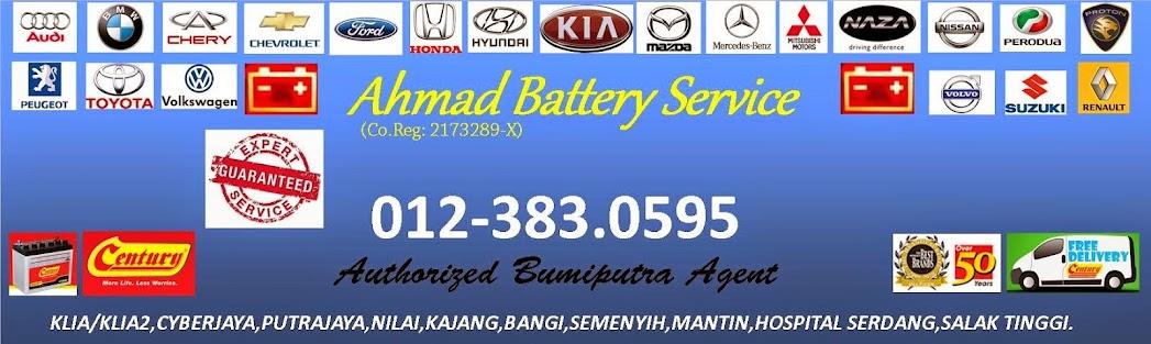 Ahmad Battery Service