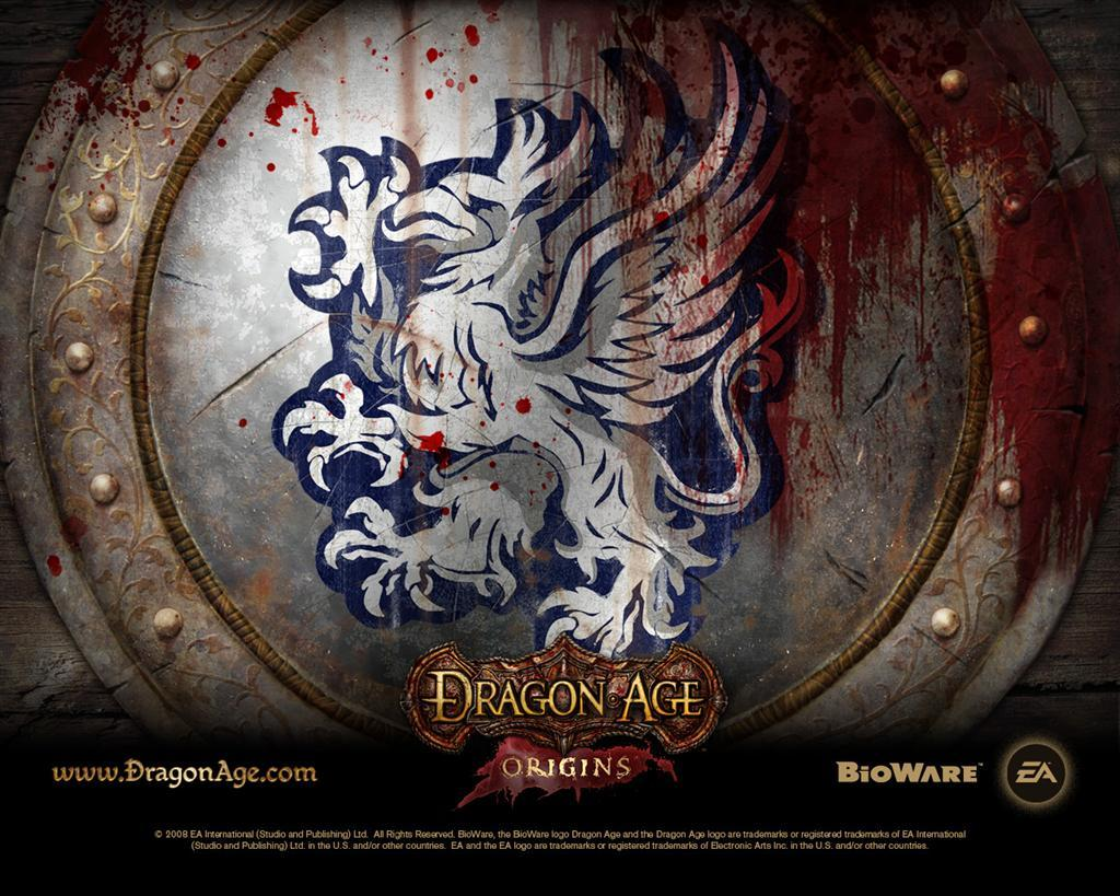 Dragon Age HD & Widescreen Wallpaper 0.658985759391024