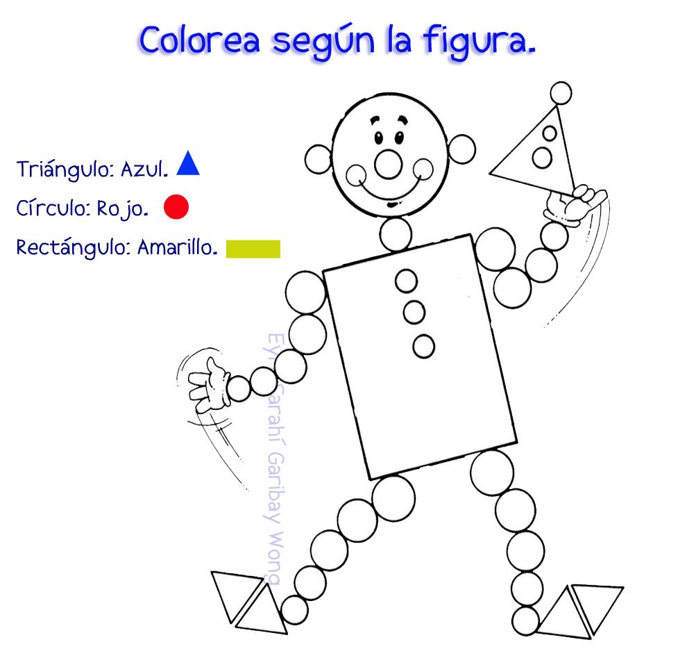 El Lenguaje de los Niños: Pensamiento matemático y ubicación espacial.