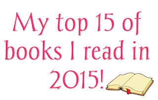 Top 15 Books of 2015 ♥