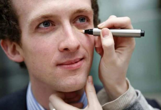 Men Makeup Tips and Tricks ~ All World of Beauty and Your Daily Needs