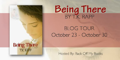 Being There Blog Tour Sign-Ups!