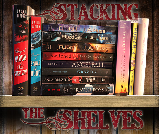 Stacking the Shelves 6