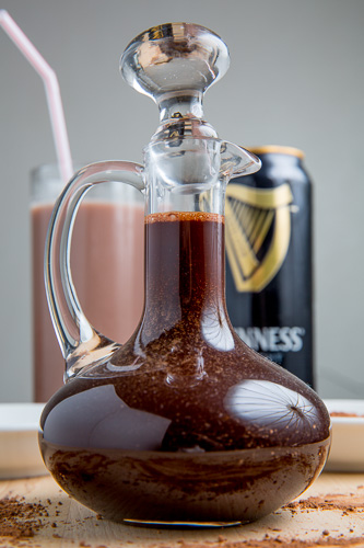 Guinness Chocolate Syrup