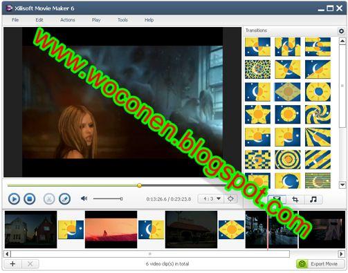 xilisoft movie maker 66020120829 full key