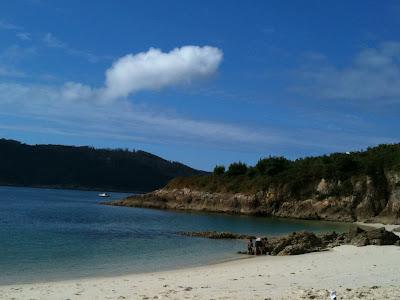 Una fantástica tarde de playa