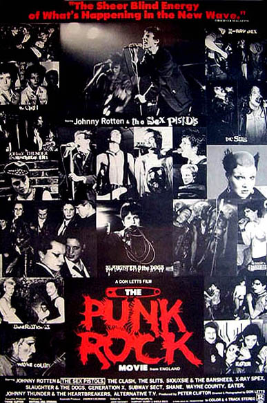 The Punk Rock Movie (1978)