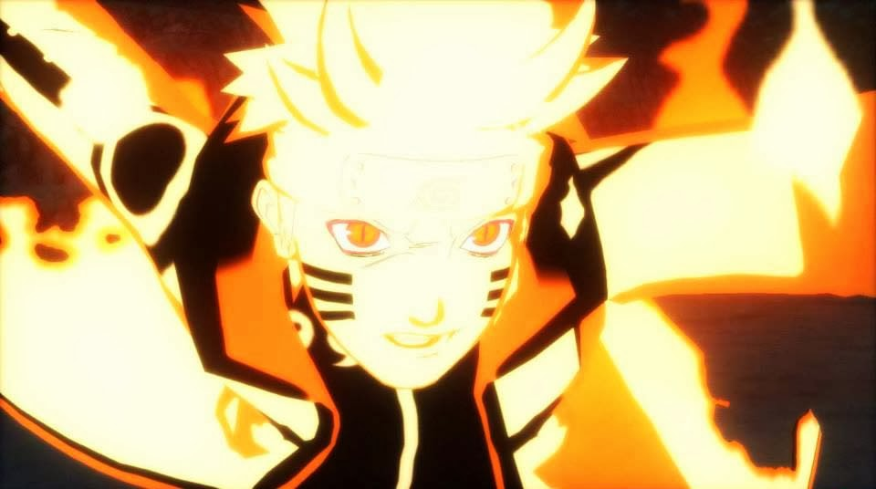 Naruto Biju Mode Storm Revolution