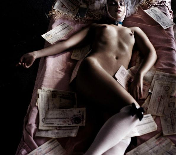 Madame Bovary suicidio