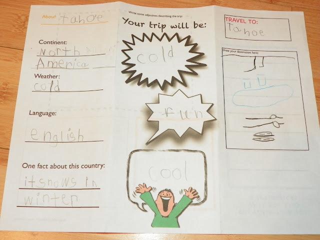 brochure templates for school project - the little sewing shop mr popper 39 s penguins lapbook